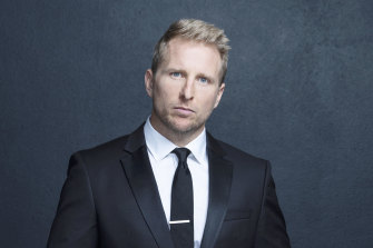 Hamish Macdonald was announced as the new host of Q&A in 2019.