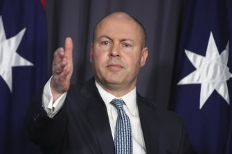 Treasurer Josh Frydenberg has defended the scheme, saying requirements to return funds would have delayed emergency payments and damaged the economy.