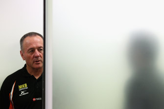 Tim Sheens lost the trust of the players in 2012.