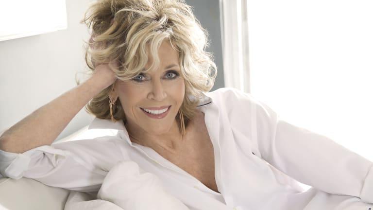 Hollywood legend Jane Fonda has professed her love for kookaburras.