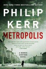 Kerr's posthumous prequel, Metropolis.
