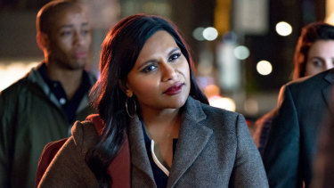 Mindy Kaling wrote Late Night's screenplay with Emma Thompson in mind.