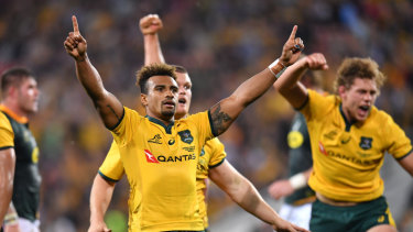 Rugby Australia are open to a change in the format of The Rugby Championship.