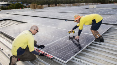 August's allocation of solar rebates was snapped up in 90 minutes.
