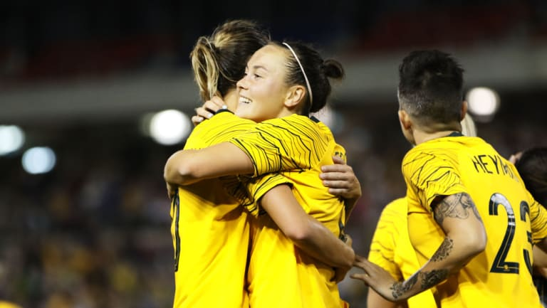 The Matildas will take on some old foes and some fresh faces in France next year.