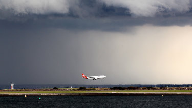 Western Sydney Airport wants to slash the turnaround times for domestic aircraft.