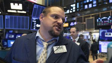 Wall Street has has a bumper November.