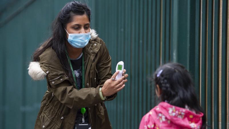 Coronavirus Australia LIVE updates: COVID-19 cases surpass 8.7 million worldwide Victoria sees cases rising – The Sydney Morning Herald