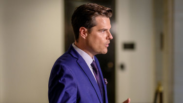 Republican congressman Matt Gaetz raised Hunter Biden's history with drugs at the hearings.
