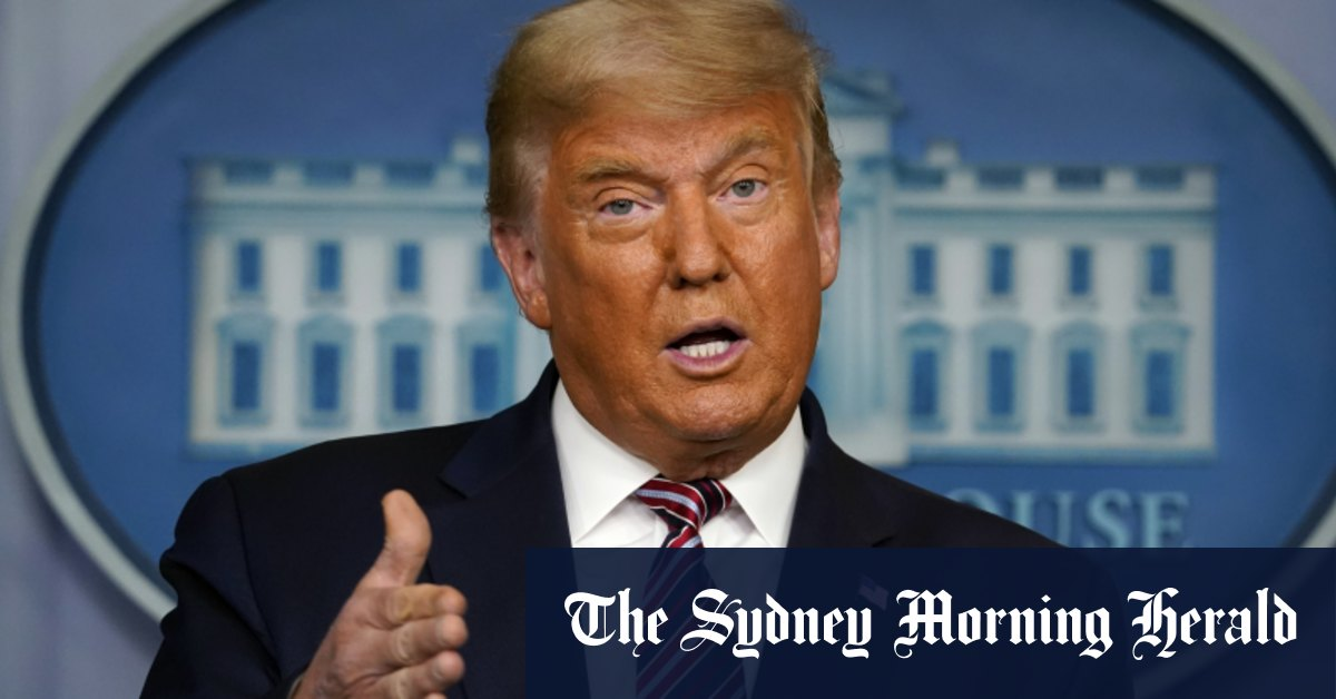 Fauci rejects Trump's claim COVID deaths are overcounted – Sydney Morning Herald