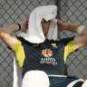 After being booed in the Ashes, Smith cops spray of another kind