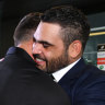 NRL moves to appease club concerns over Inglis arrangement