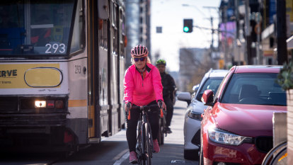 Riders name and shame Melbourne's worst cycling spots