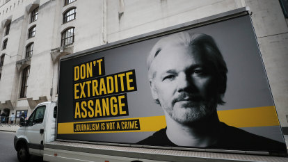 Biden administration appeals Assange's non-extradition ruling