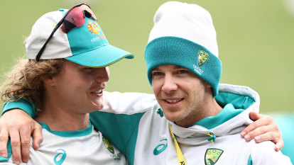 Paine declares he'll be fit for Ashes after successful surgery