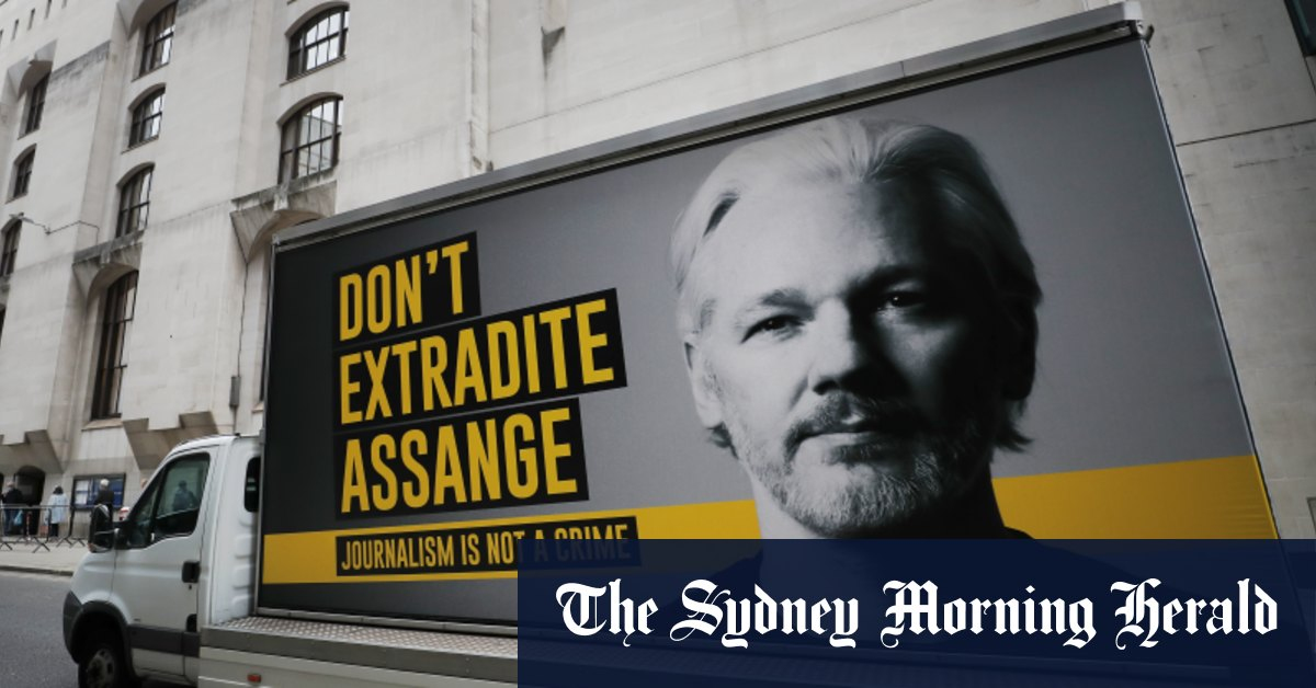 Julian Assange's extradition decision won't be made until after the US election