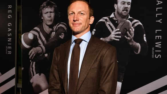 Lockyer sees changes for Wally Lewis Medal
