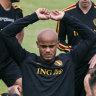 Belgian football stung by massive corruption scandal