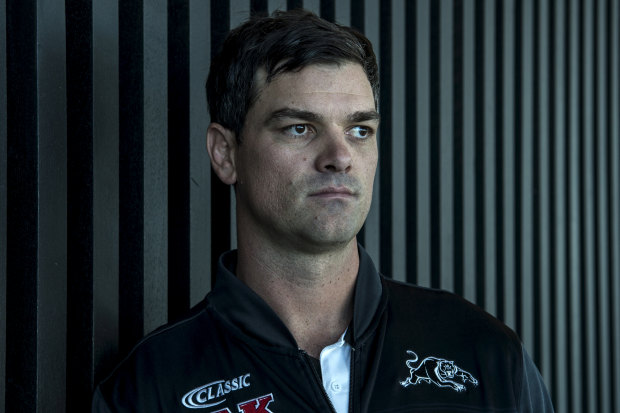 Cameron Ciraldo has approached Penrith about a potential release to join Cronulla in 2022.