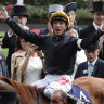 Frankie and the Fed: Lloyd likens Dettori to tennis great