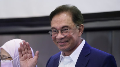Opposition Leader Anwar claims 'formidable' majority to govern