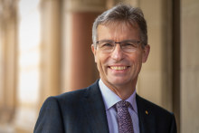 Vice Chancellor Peter Høj says a $1 billion funding grant for higher education should be continued.