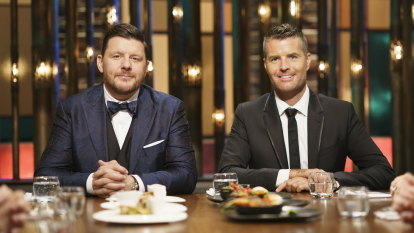 Seven cooking up a My Kitchen Rules comeback
