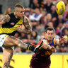 As it happened: Tigers crush Lions to make third prelim in a row