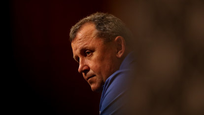 Ian Foster admits he has to 'reinvent himself' as All Blacks coach