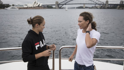 Stosur to face Barty in all-Aussie clash in Miami