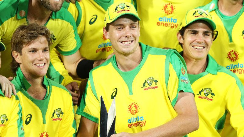 Australia V India Cricket 2020 Cameron Green Reveals Warm Kl Rahul Welcome