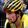 Roglic rattled after frightening crash during Giro descent