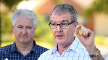 NSW Labor Leader Michael Daley.