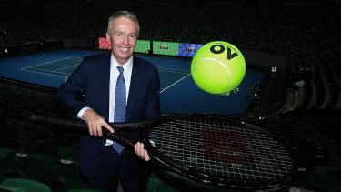 Craig Tiley praises French Open champion Ash Barty.