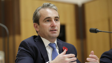"Commonwealth Bank chief executive Matt Comyn said the bank faced a ""challenging operating environment."""