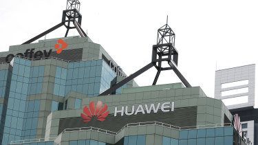 Huawei says Australia risks being left behind in the global race if it doesn't do more to improve its 5G technology.