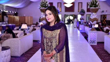 Rabia Kanwal in Gujranwala, Pakistan, last month.