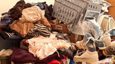 For people with clinical hoarding disorder, the KonMari method is not helpful.