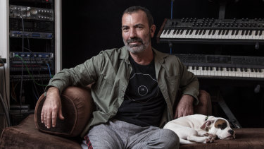 Paul Mac and his canine companion have a neighbour who never complains about nocturnal kick drums.