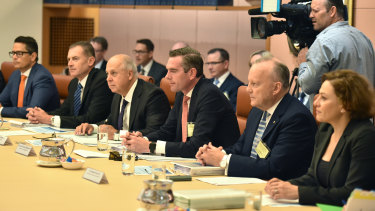 State treasurers meet with federal Treasurer Josh Frydenberg on population growth on Friday.