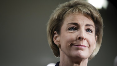 Minister for Employment and Skills Michaelia Cash said the government was considering the Productivity Commission's recommendations.