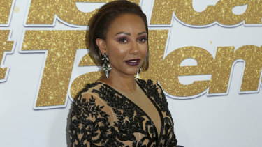 Spice Girl Mel B is entering rehab after being diagnosed with PTSD.