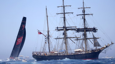 Controversy has engulfed the Sydney Heritage Fleet, a not-for-profit organisation that operates historic vessels including the tall ship James Craig.