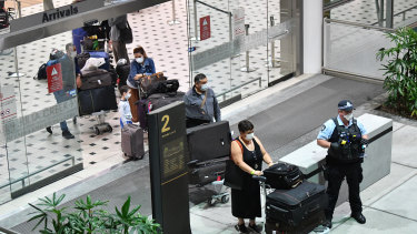 Passengers flying into Queensland from overseas have been placed into government provided hotel quarantine since last March.