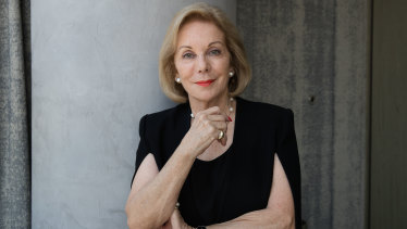 ABC chairwoman Ita Buttrose believes young workers need more transparency and to be thanked.