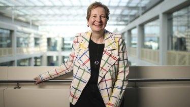 Teresa Dickinson, Deputy Australian Statistician at the Australian Bureau of Statisitics.