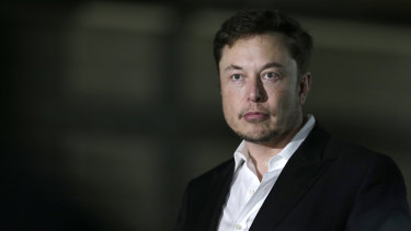 Elon Musk has been forced to step down as chairman, but will remain chief executive of the company.