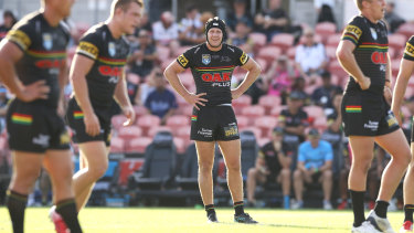 Canterbury and Penrith will meet on Saturday in what is cheekily being dubbed the Matt Burton Cup.