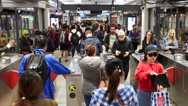Transport for NSW is working to develop plans to address the worsening coronavirus outbreak.