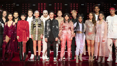 The Voice's top 16 finalists this year include four former contestants.